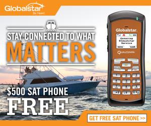 Globalstar Sat Phone Ad